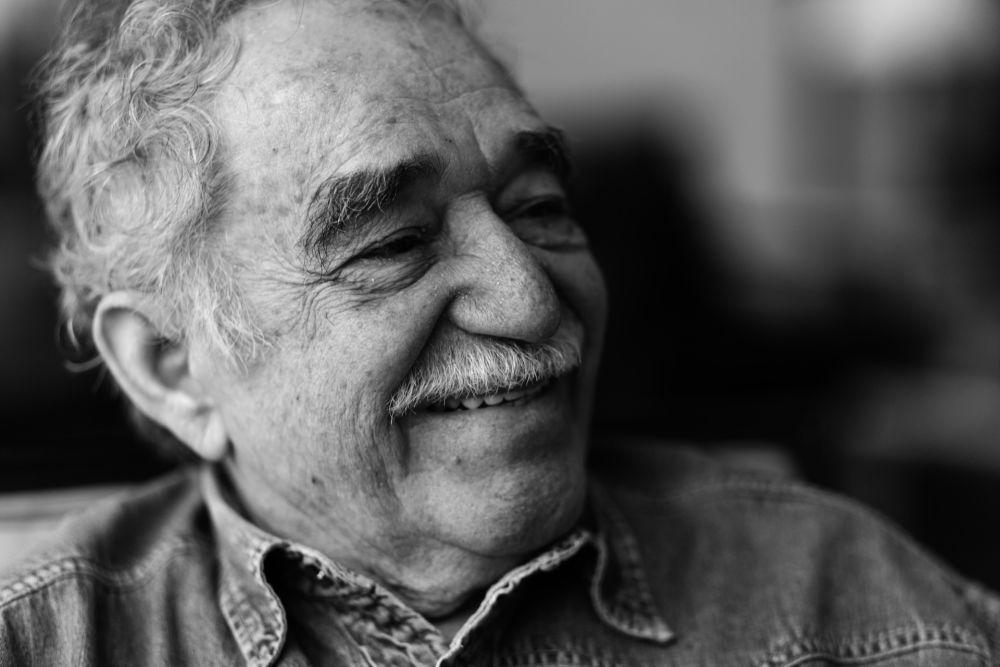 Photo of Gabriel Garcia Marquez